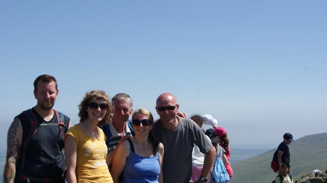 Last School Mountain Day Summer 2013