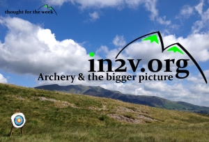 archery and the bigger picture