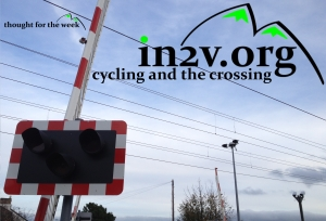 cycling and the crossing