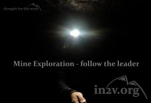 mining, follow the leader
