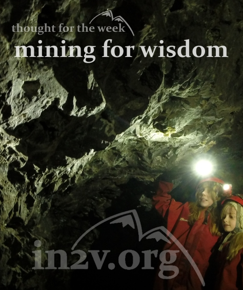 mining for wisdom